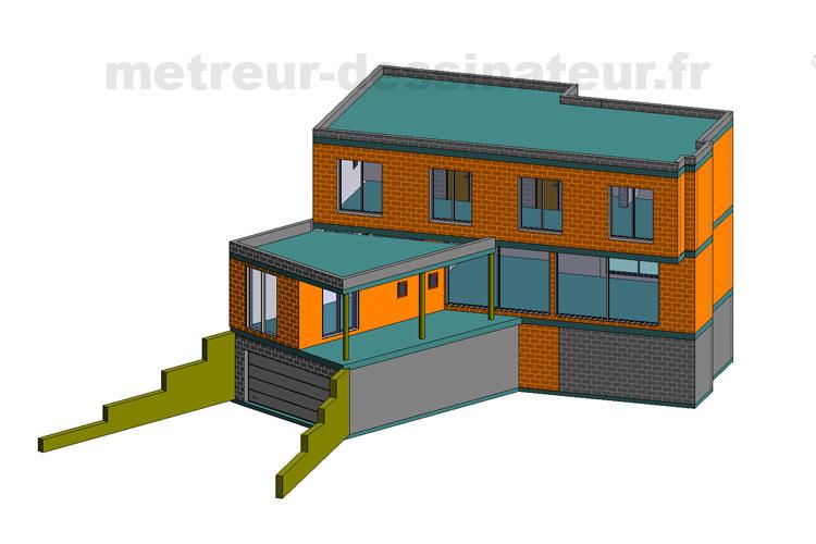 B3 Conception modélisation projet construction Toulouse Haute-Garonne Midi-Pyrénées toulouse 31