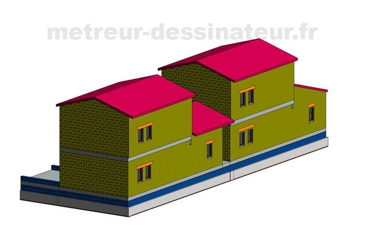 B4 Permis de construire construction rénovation bâtiment Toulouse Haute-Garonne Midi-Pyrénées 31